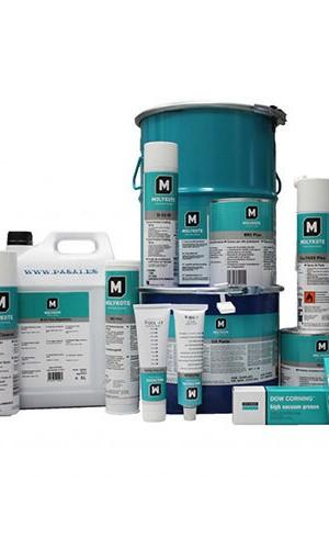 Danh sách các sản phẩm mỡ Molykote
